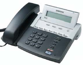 Samsung Officeserv ITP-5107S Phone VOIP Keyset  $279.00