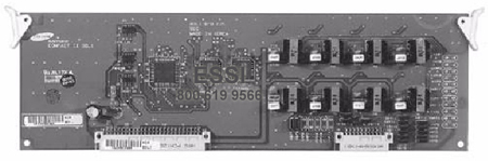 Samsung OfficeServ 8-Port DLI Digital Station Card - Refurbished - One Year Warranty - $179.00